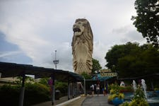 Best Things to do in Sentosa - Sentosa Merlion 2
