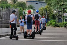 Best Things to do in Sentosa - go green segway eco adventure 2
