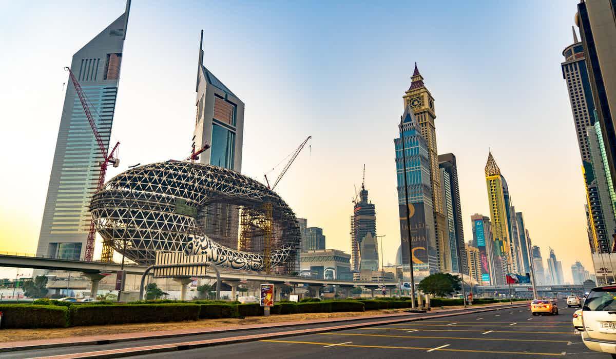 Dubai in December
