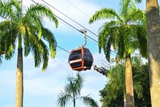 Best Things to do in Sentosa Island - Cable car -2
