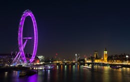 london 5 day itinerary