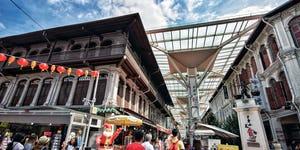Singapore Guide Shopping
