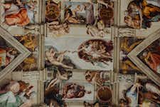 Best Things to do in Rome - Sistine Chapel - 1