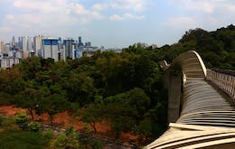 The Southern Ridges Singapore - 5 day Singpaore itinerary