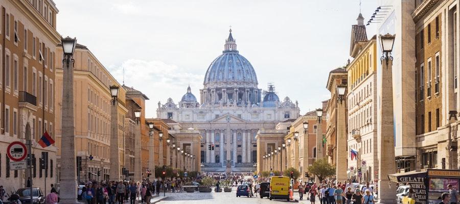 Rome Walk On Walk Off Tours - The Vatican City