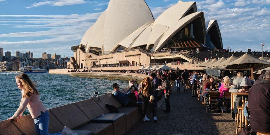 Sydney in November - Sydney Opera House Show
