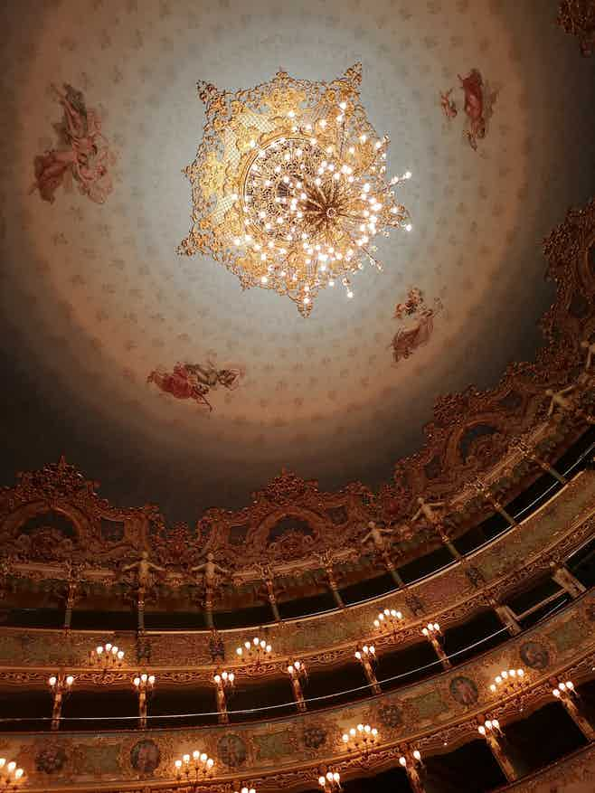 Venice in 3 days-Teatro La Fenice