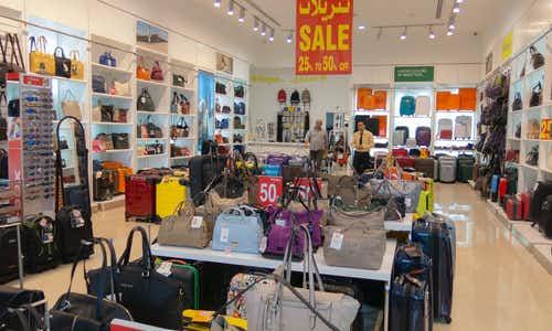 Shopping in Dubai - Dubai Mall - 1
