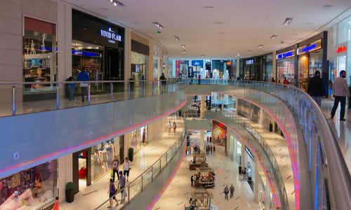 Shopping in Dubai - Mall of Emirates - 2