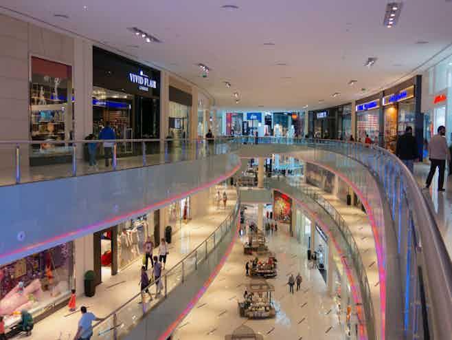 Dubai in 5 days - Mall of Emirates