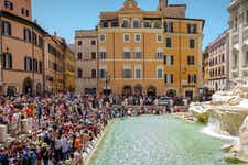 Best Things to do in Rome-Trevi Fountain - 2