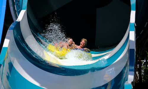 5 Day Dubai Itinerary - Yas  Waterworld - 1