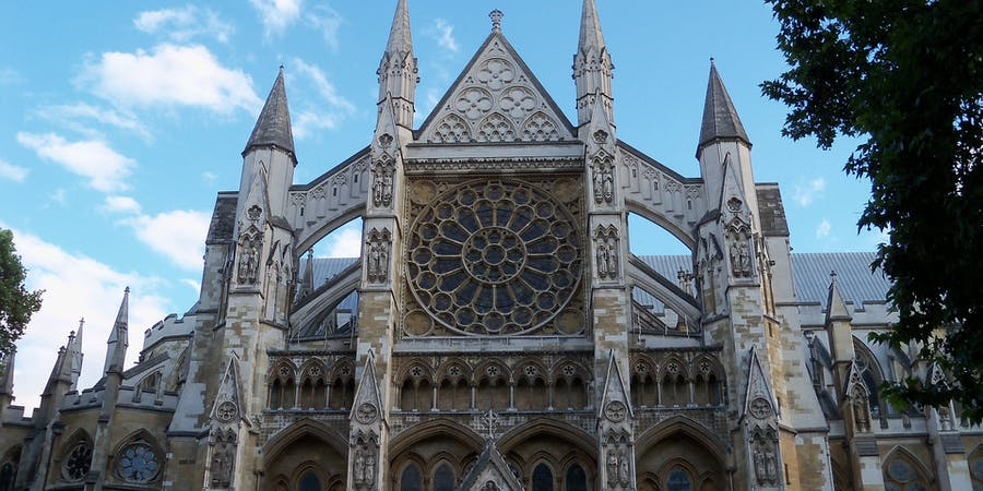 London in June - things to do - Westminster Abbey