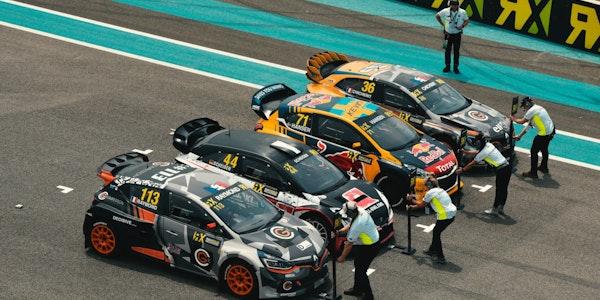 Yas Marina Circuit Tour
