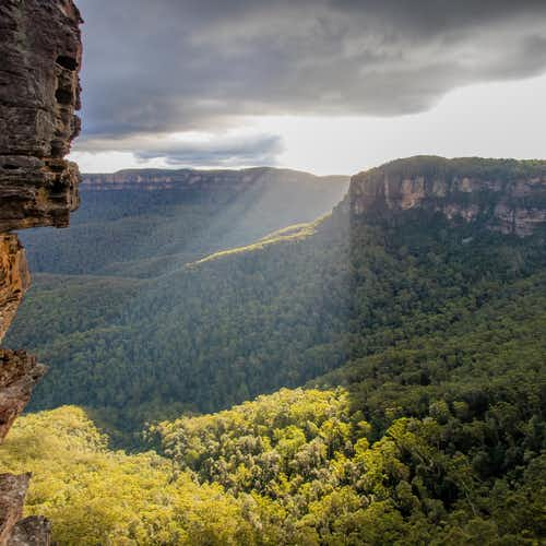 Sydney to Blue Mountains