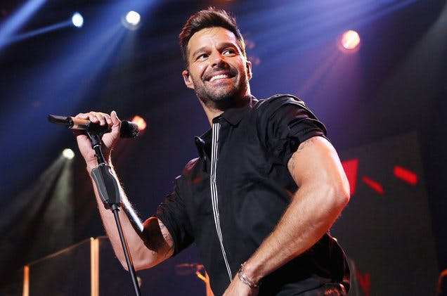Best Vegas Shows - Ricky Martin