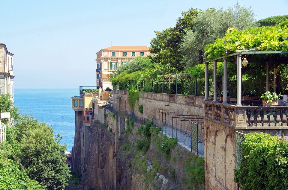 best day trips from rome - sorrento