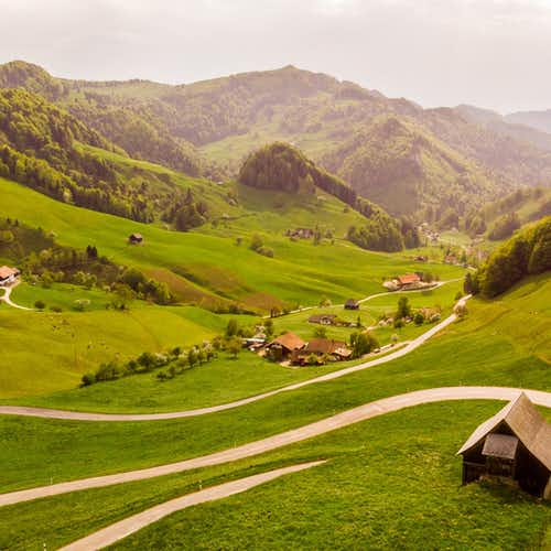 Milan to Switzerland Highlights