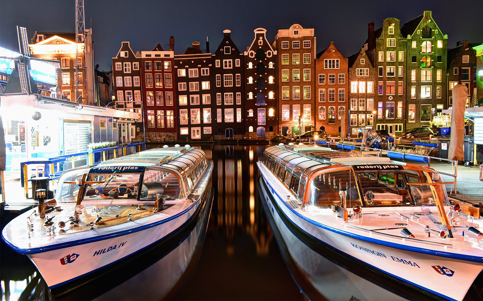 Amsterdam Evening Canal Cruises