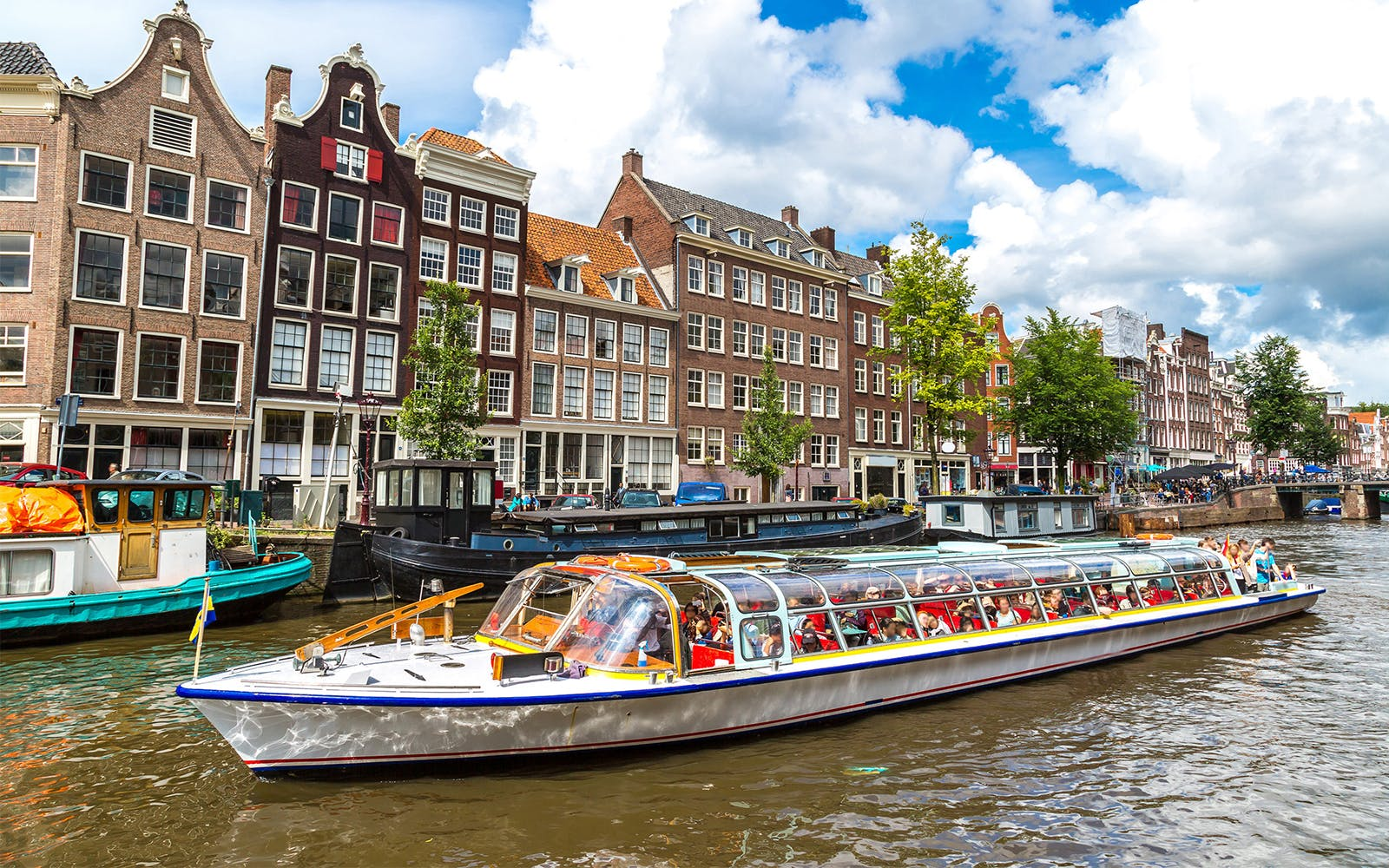 Cruise Sightseeing in Amsterdam