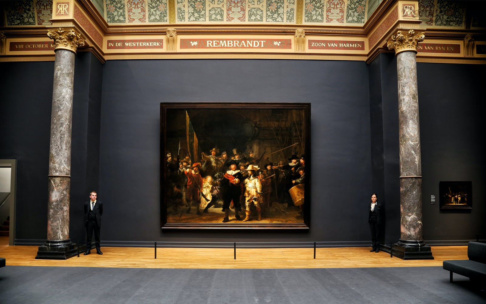 Famous Amsterdam Museums