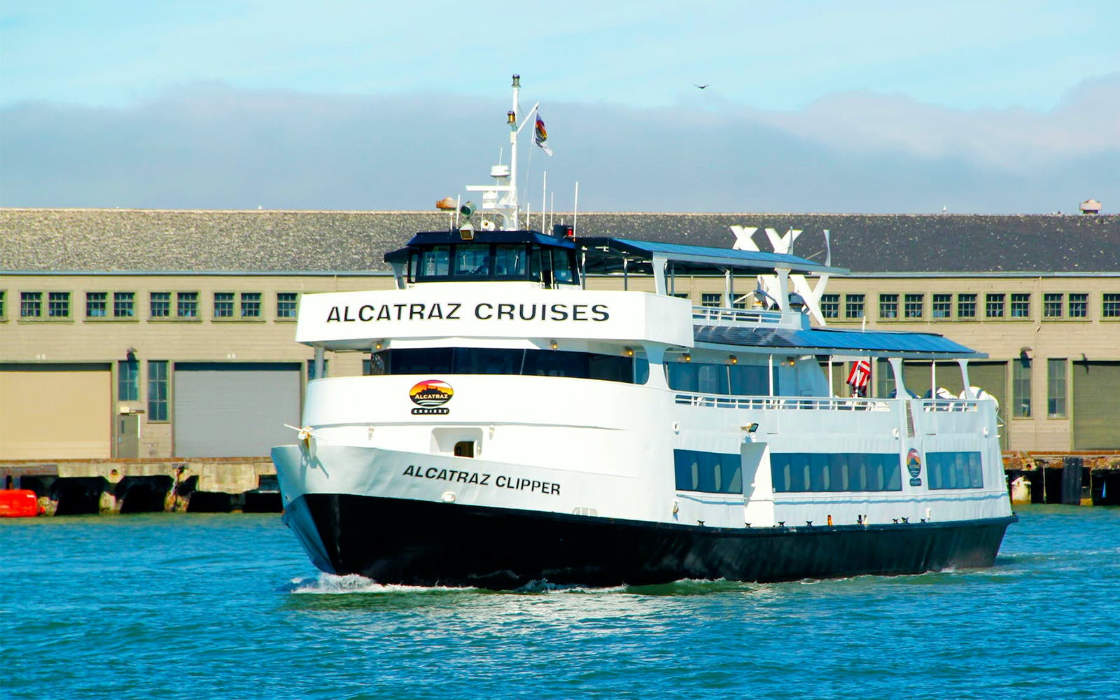 Alcatraz Cruises & Tours