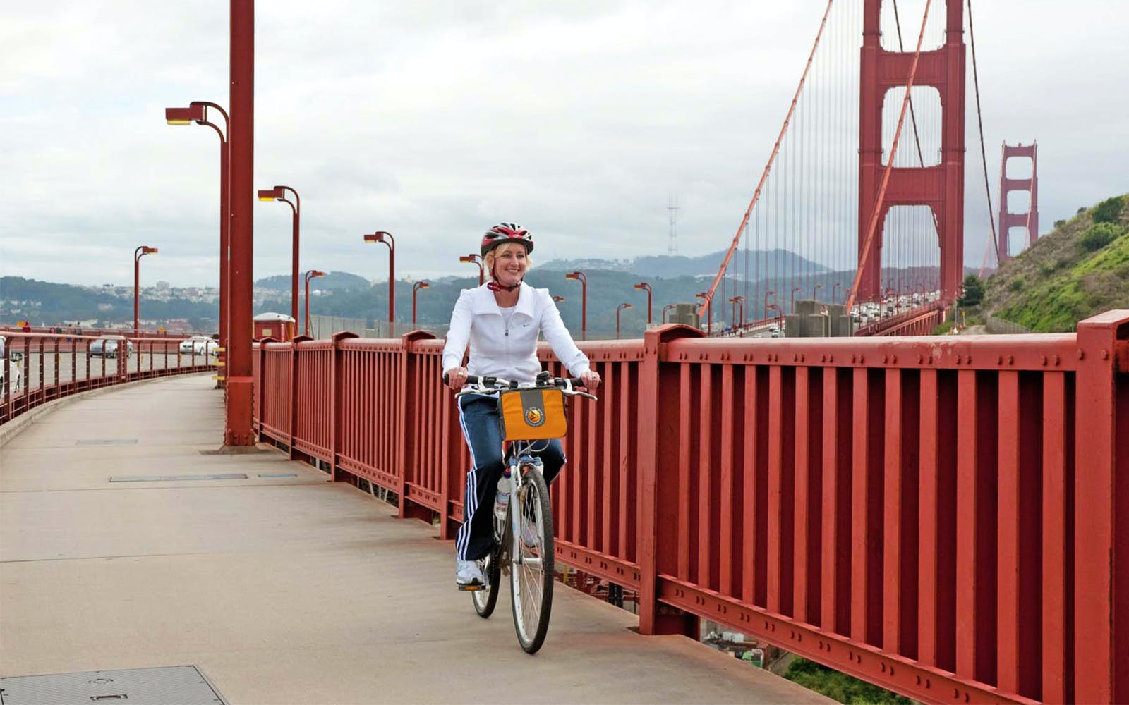 Golden Gate Bridge Bike Tours