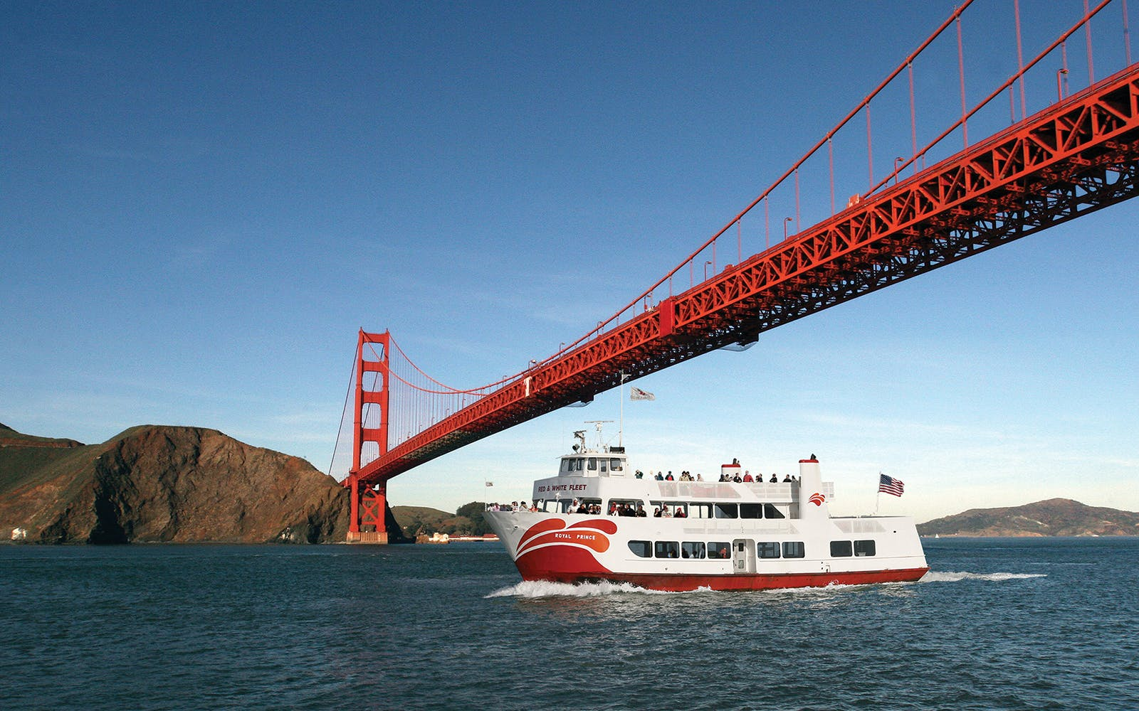 Golden Gate Cruises & Tours