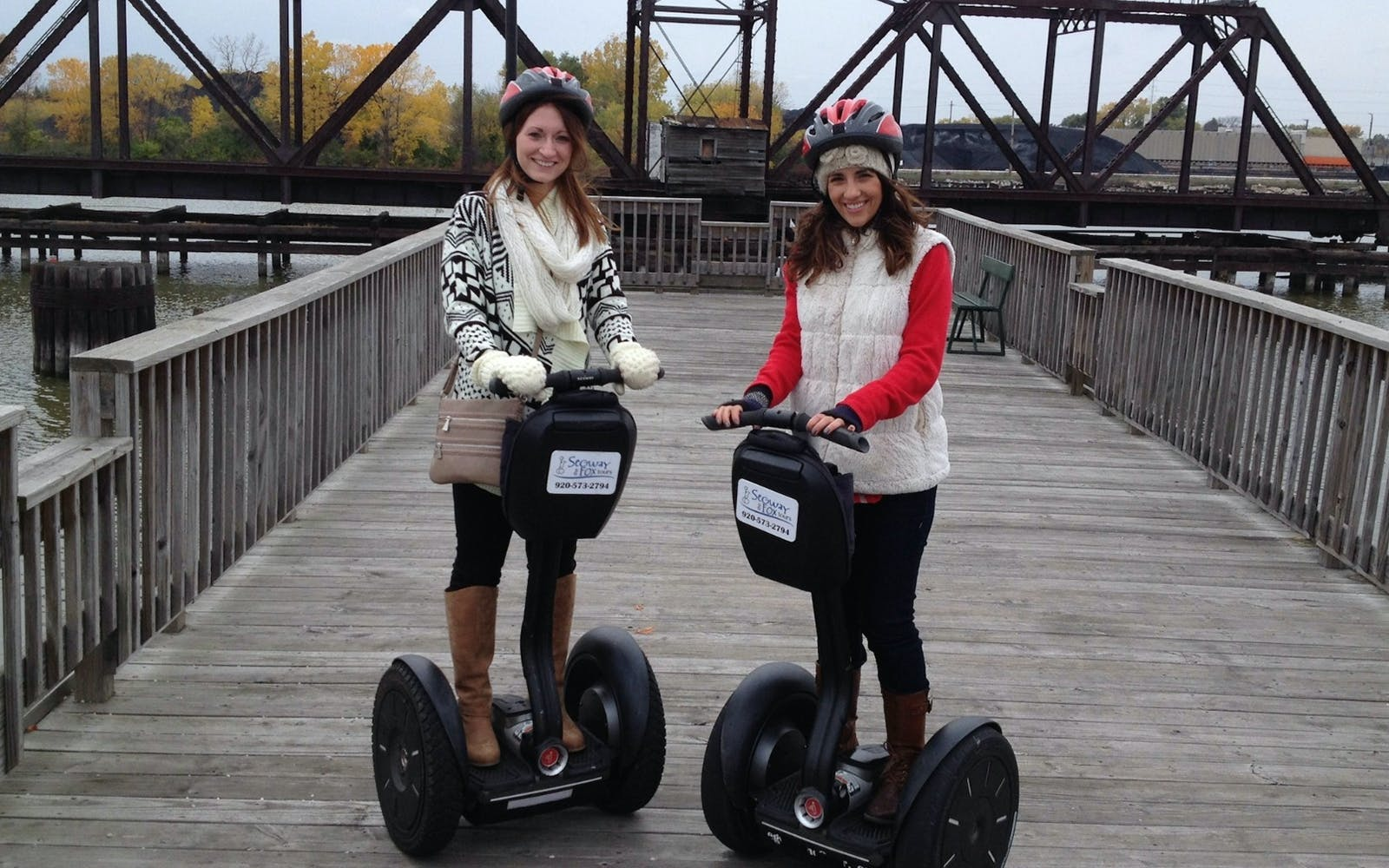 Golden Gate Segway Tours