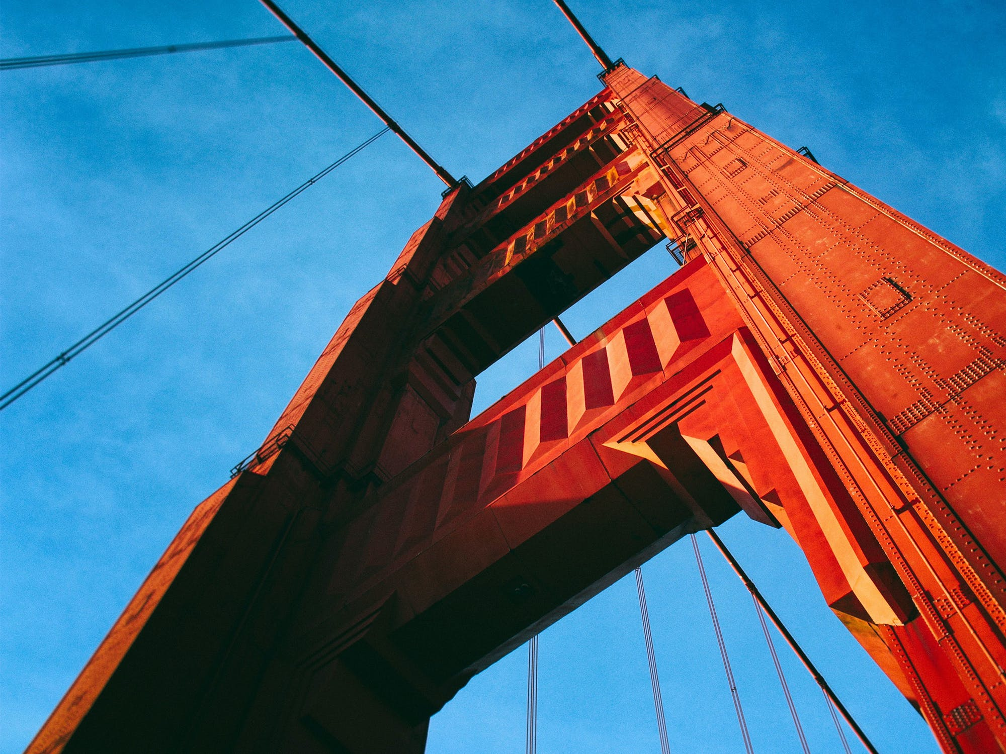 GOLDEN_GATE_BRIDGE - San Francisco