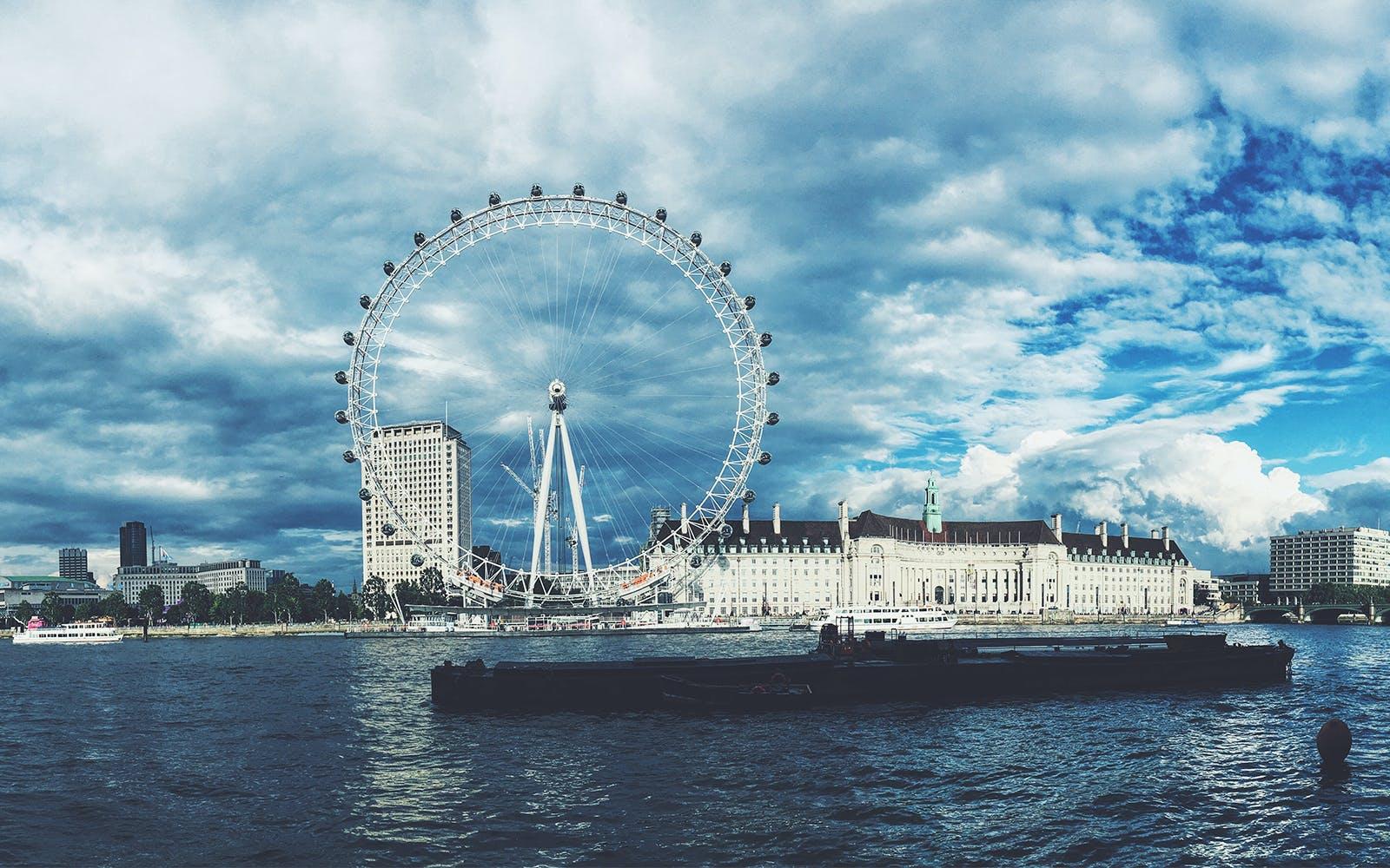Best deals london eye tickets