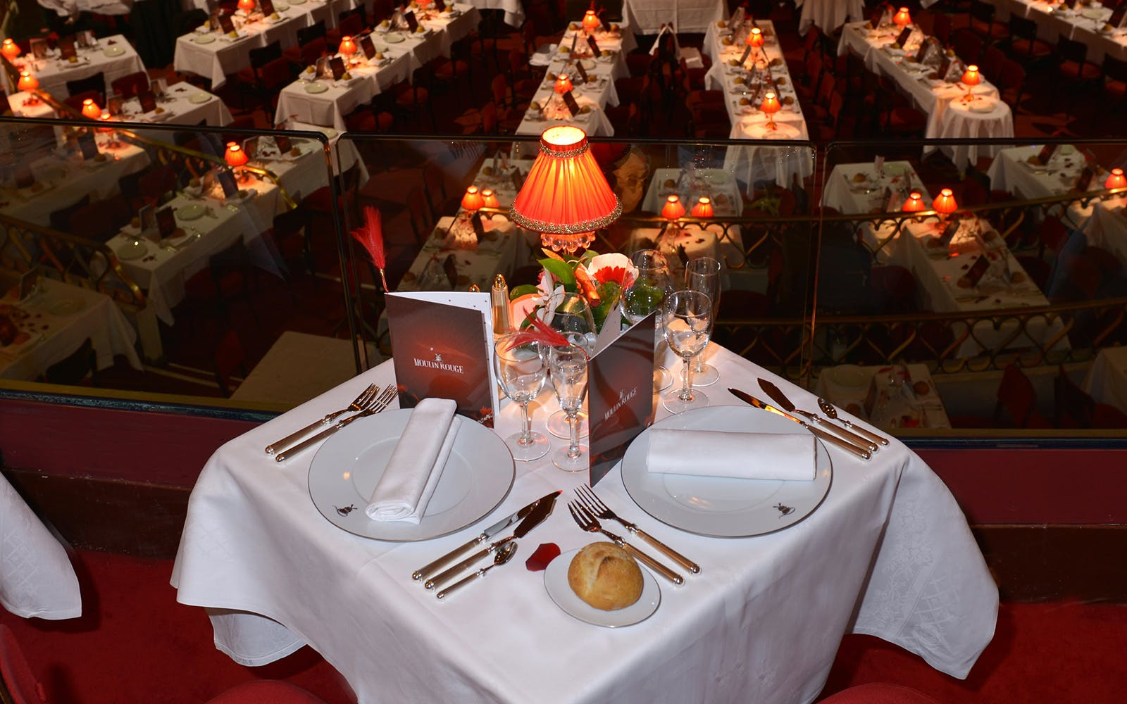 Moulin Rouge Dinner Combos