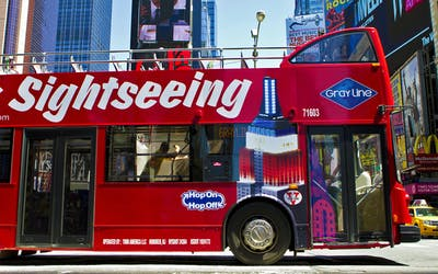 With unlimited hop-on hop-off access on Downtown, Uptown, and Brooklyn, you are free Best Value· Customer Support· Virtual Reality· Priority Boarding West 42nd St, New York · Directions · ()
