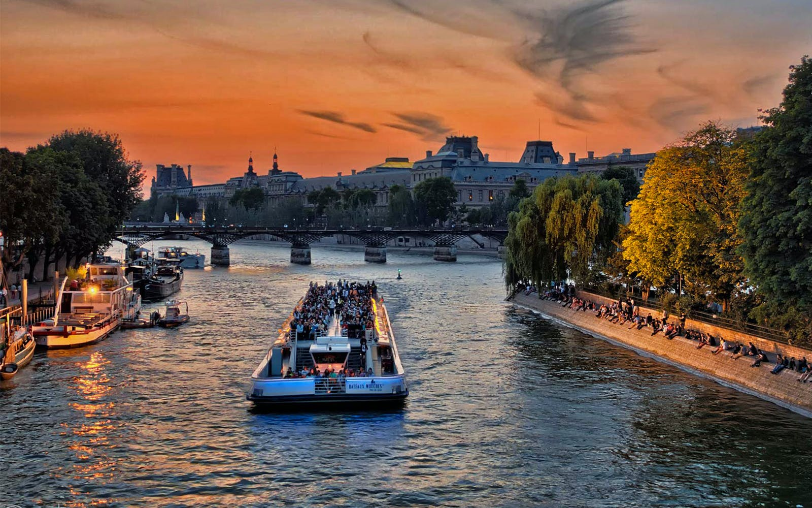 Best Seine Cruises In Paris  Exclusive Deals On Headout