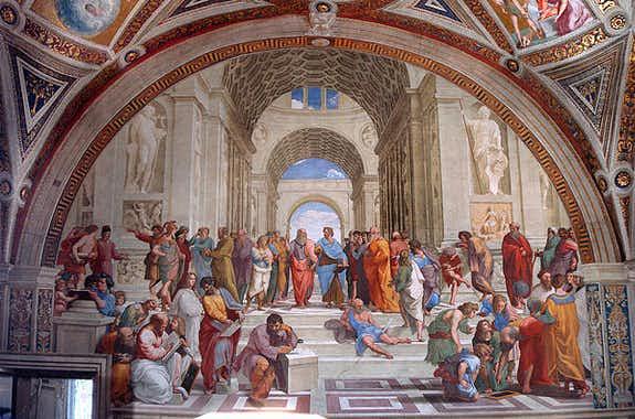 Vatican Museums Rafael Rooms