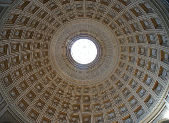 Vatican Museums Sala Rotonda