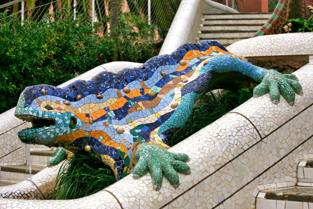 Fontaine de la salamandre
