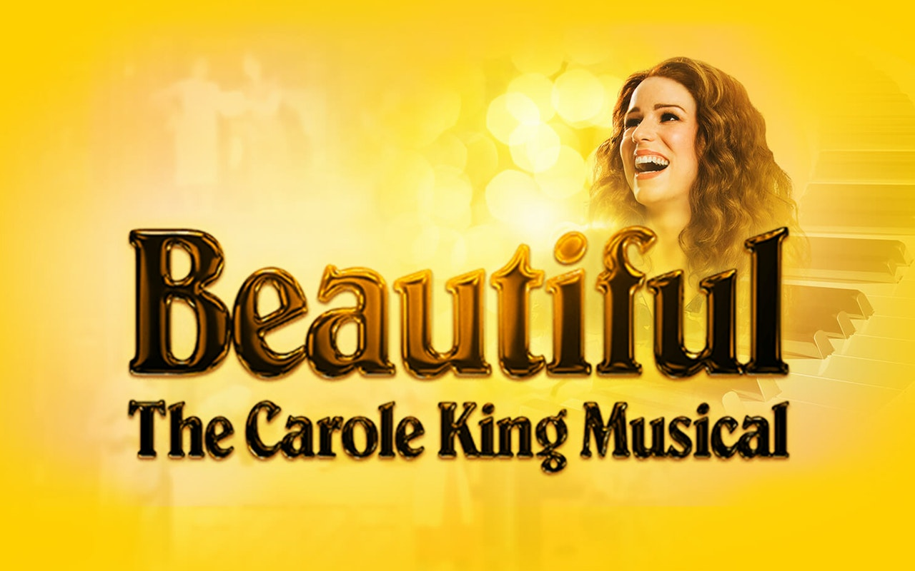 Beautiful: The Carole King Musical Show Cover Photo