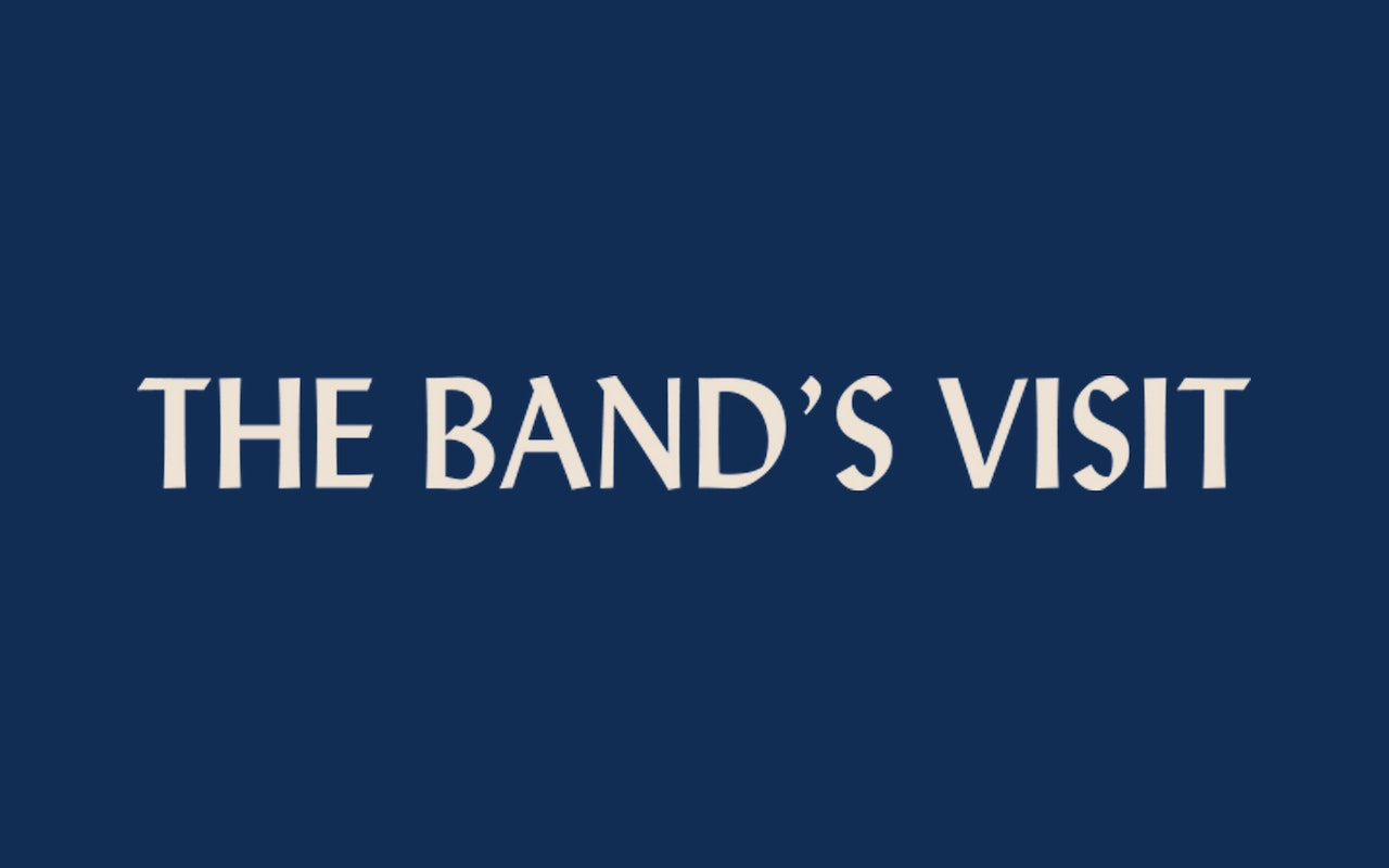 The Band's Visit Show Cover Photo