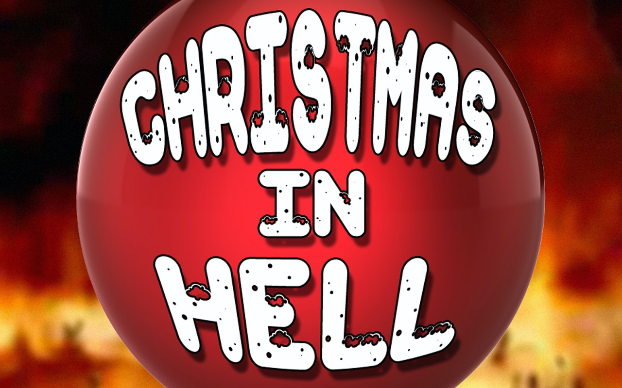 Christmas in Hell Show Cover Photo