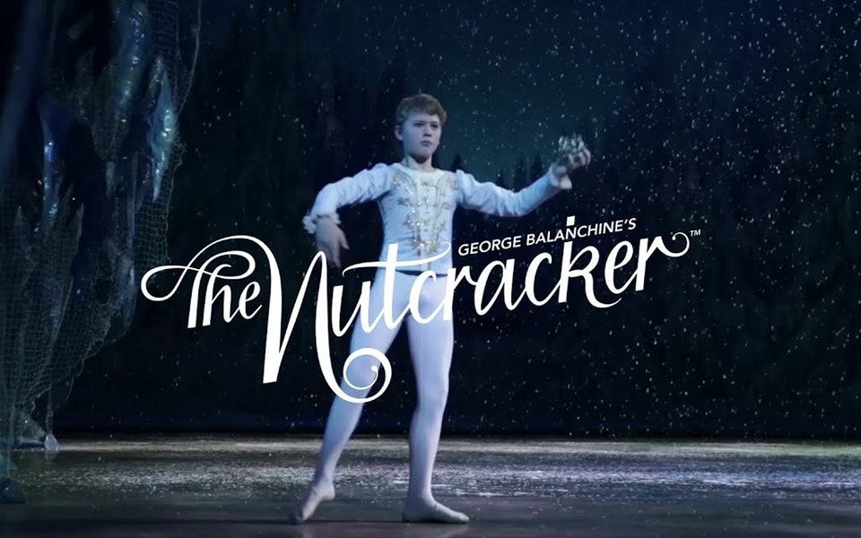 George Balanchine's The Nutcracker Show Cover Photo