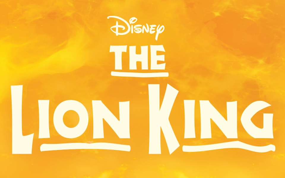 The Lion King Show Cover Photo