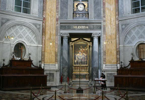 St. Peter's Treasury