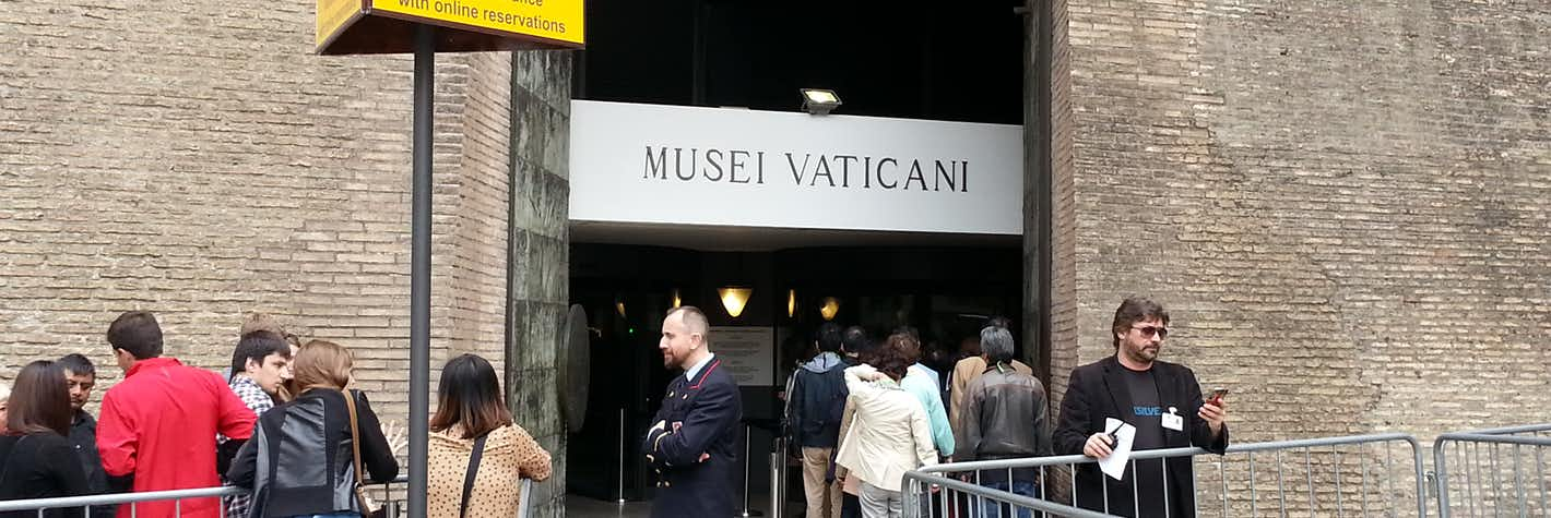 How To skip the line at the Vatican