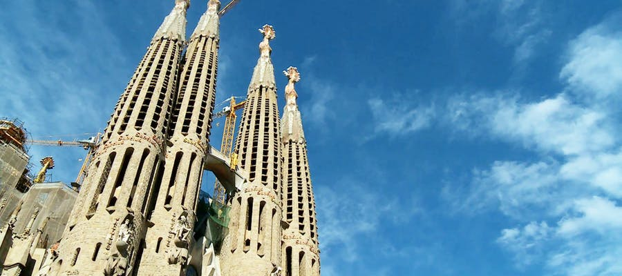 skip the line sagrada familia towers